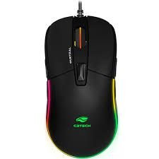 MOUSE GAMER USB QUETZAL MG-510BK C3 TECH