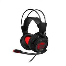 HEADSET GAMER USB 7.1 DS502 MSI