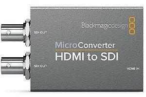 MICROCONVERSOR HDMI PARA SDI - BLACKMAGIC DESIGN