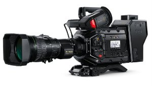 Câmera Ursa Broadcast - BLACKMAGIC