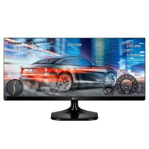 "MONITOR LG ULTRA WIDE 25"" LED IPS WIDE - 25UM58"