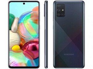 SMARTPHONE SAMSUNG GALAXY A71 128GB PRETO