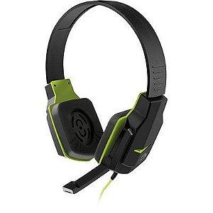 Headset Gamer P2 verde PH146 Multilaser