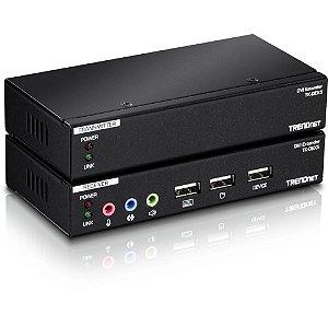Kit extensor TRENDnet DVI KVM - TK-DEX5