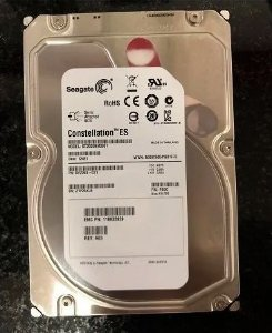 Hd Seagate Constellation Es St2000nm0001 2tb