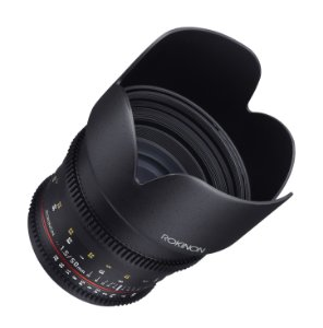 ROKINON 50MM T1.5 HIGH SPEED FULL FRAME LENS