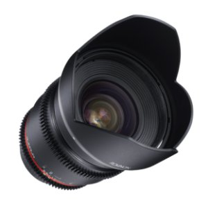 ROKINON 16MM T2.2 HIGH SPEED WIDE ANGLE LENS