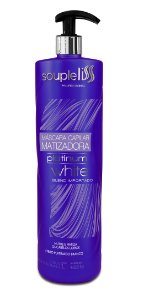 Mascara Platinum White 1L