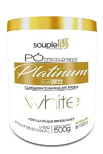 Pó Platinum White 500g