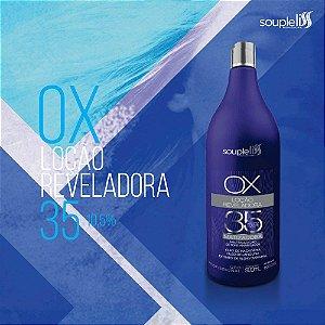 OX LOÇÃO REVELADORA - 35 - 10,5%