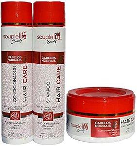 Kit Hair Care Cabelos Normais