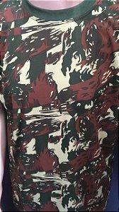 Camiseta Camuflada EB Dry Fit - Modelo Claro