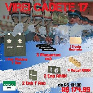 Kit Virei Cadete 17
