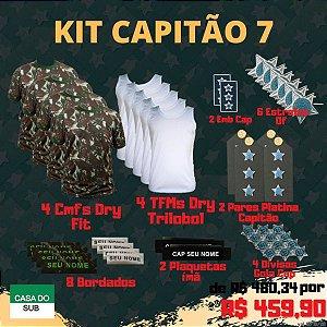 Kit Capitão 7