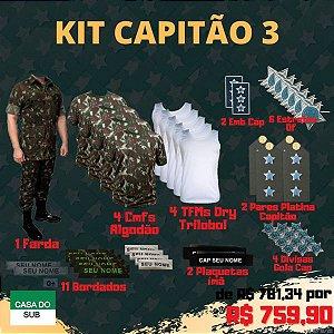 Kit Capitão 3