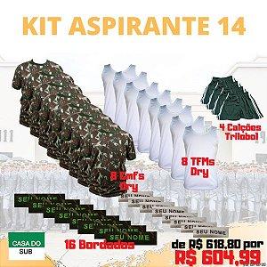 Kit Aspirante 14