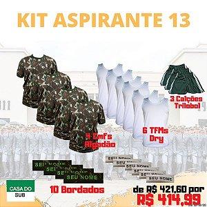 Kit Aspirante 13