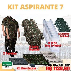 Kit Aspirante 7