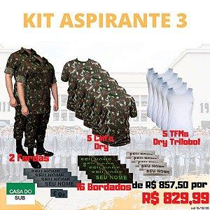 Kit Aspirante 3