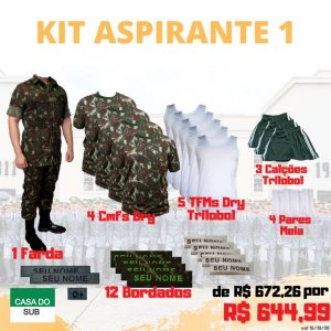 Kit Aspirante 1