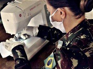 Serviço de Costura Costura Expressa - VELCRO NA GANDOLA COMPLETA
