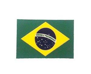 Emborrachado EB Bandeira do Brasil Emborrachada