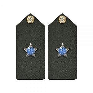 Platina EB 2º Tenente (o par)