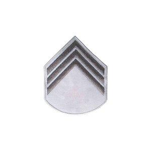 Bordado EB Divisa da Camisa Branca 3 Sargento