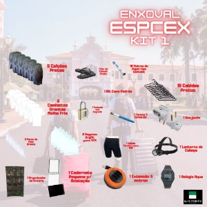 Kit Candidato EsPCEx 1