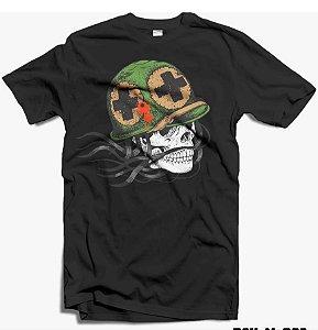 Camiseta Rochester Caveira SOS