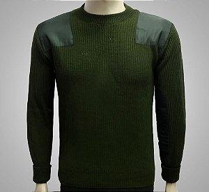 Suéter Verde Oliva
