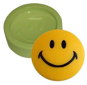 Molde de Silicone Smile Para Velas e Sabonetes