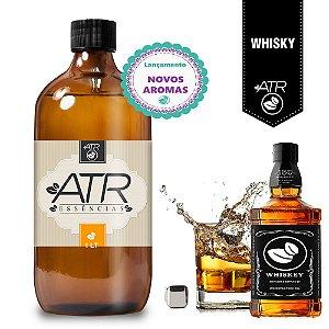 Essência Aromática Concentrada Hidrossolúvel Whisky 1 Litro