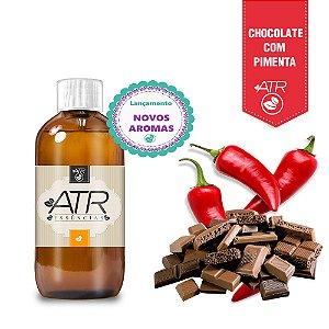 Essência Aromática Concentrada Hidrossolúvel Chocolate Com Pimenta 100 ML