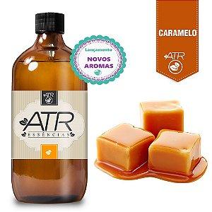 Essência Óleo Concentrada Aromática Caramelo 1 Litro