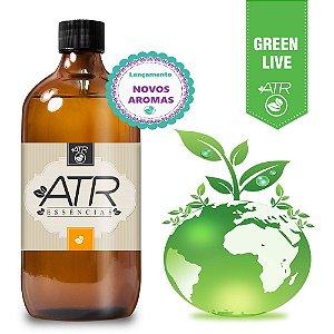 Essência Aromática Concentrada Hidrossolúvel Green Live 1 Litro