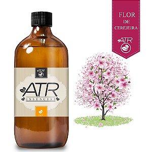 Essência Óleo Concentrada Aromática Flor de Cerejeira 1 Litro