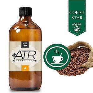 Essência Óleo Concentrada Aromática Coffe Star 1 Litro