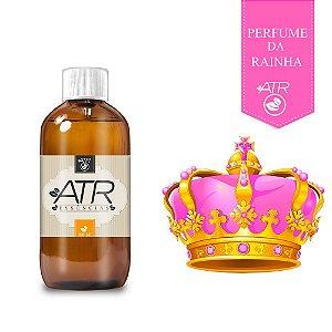 Essência Aromática Concentrada Hidrossolúve Perfume Da Rainha 100 ML