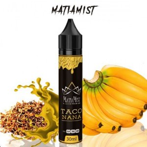 Líquido Juice Premium Taco Nana - MatiaMist