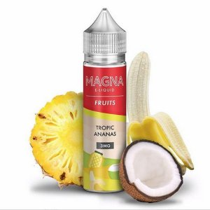 Líquido Juice NicSalt Fruits Tropic Ananas - Magna