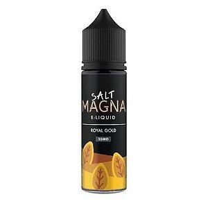 Líquido Juice NicSalt Tobacco Royal Gold - Magna