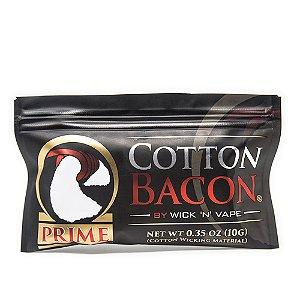 Algodão Cotton Bacon Prime 10x - Wick 'N' Vape