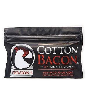 Algodão Cotton Bacon Version 2 10x - Wick 'N' Vape