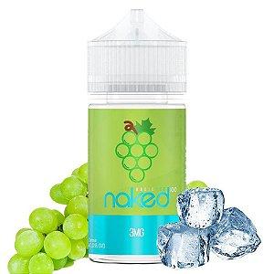 Líquido Juice Basic Grape Ice - Naked