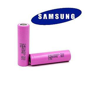Bateria 18650 Samsung 30Q 3000mAh High Drain 15A - Samsung