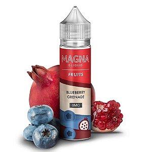 Líquido Juice Fruits Blueberry Grenade - Magna
