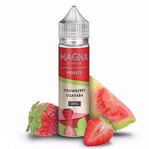 Líquido Juice Fruits Strawberry Guayaba - Magna