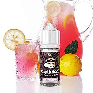 Líquido Juice Salt Sweet Lemonade - CapiJuices