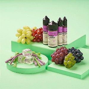 Líquido Juice Grapes Paradise Ice - Dream Collab